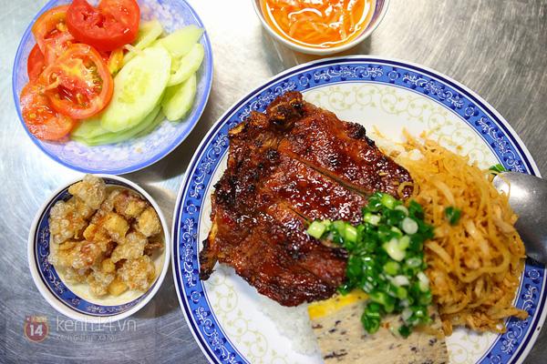 cơm tấm hương vị Sài Gòn
