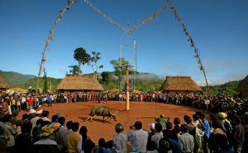 đặc sắc lễ hội đâm trâu