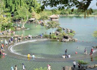 công viên suối mơ địa điểm du lịch gần sai gòn