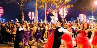 vũ hội đường phố đà nẵng