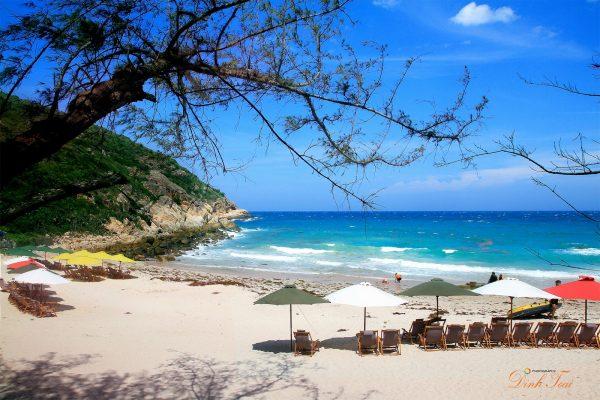 bãi nồm-du lịch đảo bình ba