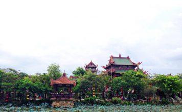 du lịch chùa thiên hưng
