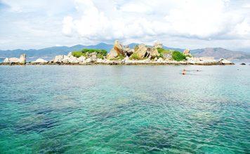 khám phá du lịch đảo Bình Ba