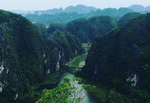 hang múa- du lịch Ninh Bình