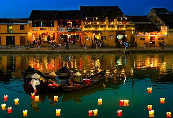 Phố cổ Hội An -du lịch Đà Nẵng giá rẻ