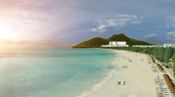 bãi biển sầm sơn điểm du lịch Thanh Hóa