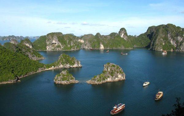 đảo tuần châu điểm du lịch hạ long hấp dẫn