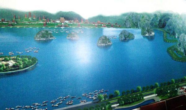 Hồ Tam Chúc