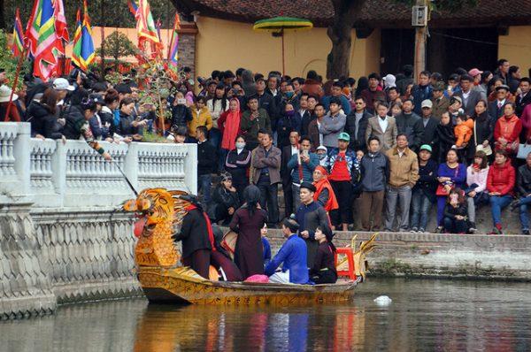 Hội Lim- Lễ hội truyền thống của Bắc Ninh