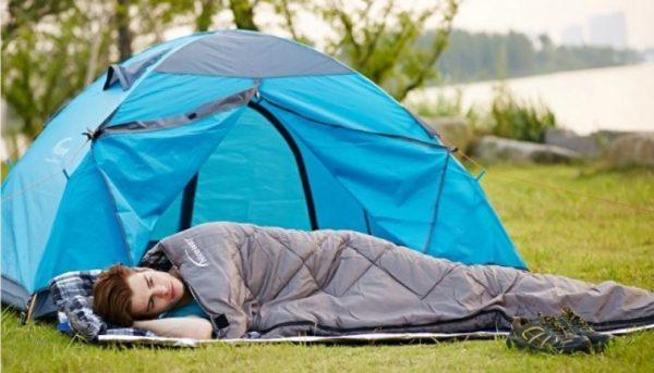 hướng dẫn chọn túi ngủ du lịch