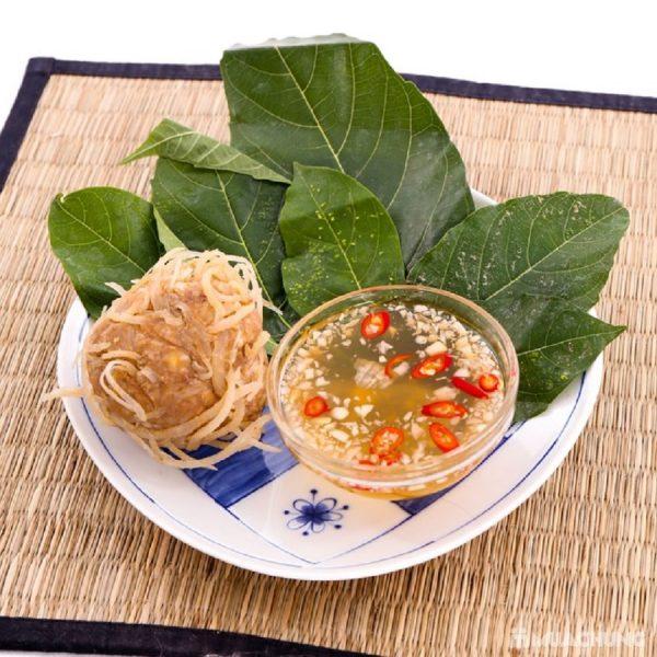 nem nắm đặc sản Nam Định
