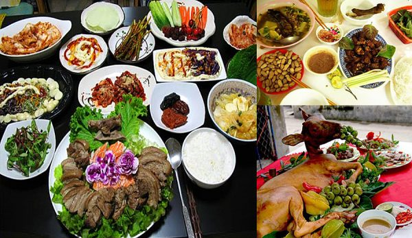 nét đặc trưng trong văn hóa ẩm thực miền Bắc
