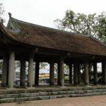 Chùa Keo Thái Bình là một trong những ngôi chùa cổ ở Việt Nam
