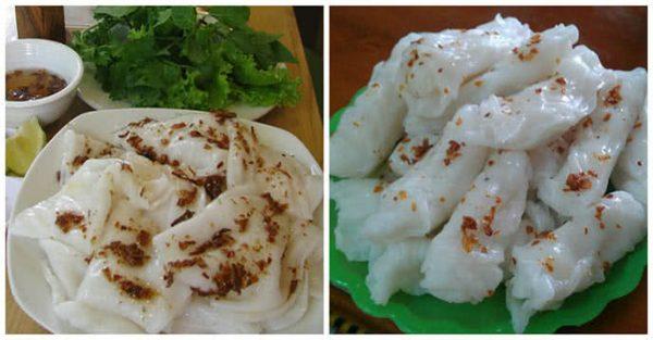 bánh mướt- đặc sản xứ Nghệ