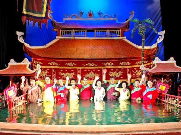 Làng rối nước Thanh Hải, Thanh Hà