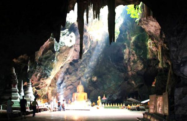 Hang Gia Long điểm du lịch Hà Tiên