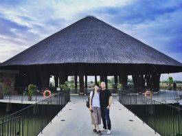 Long Châu Hội Phố- địa điểm ăn chơi ở Long An
