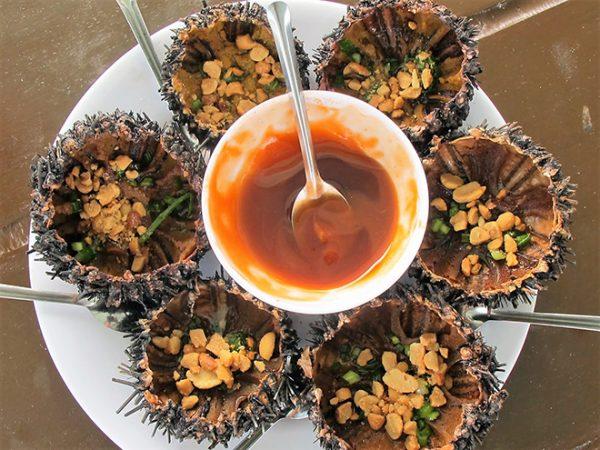 Nhum - đặc sản Phú Quốc