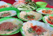Quán bánh ép Gia Di - Bà Triệu
