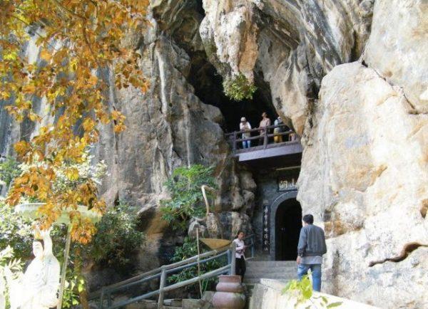 Thạch động- điểm du lịch Hà Tiên