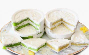 Bánh in - loại bánh đặc sản Sóc Trăng làm quà