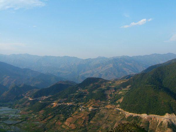 Đèo Khau Phạ- tứ đại đỉnh đèo