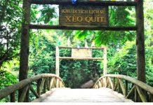 Khu du lịch sinh thái Rừng Tràm Xẻo Quýt