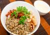 cơm hến - ẩm thực huế