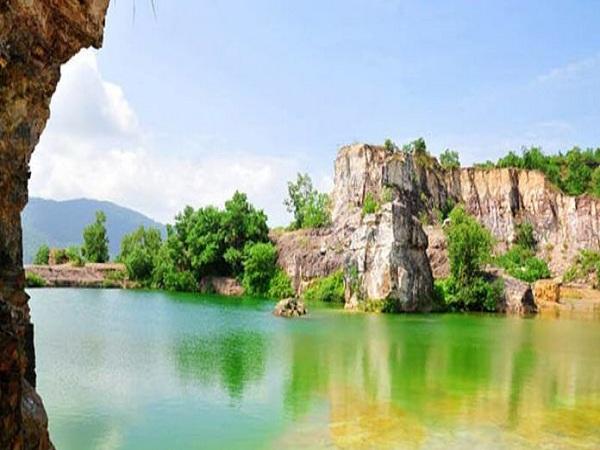 Hồ Tà Pạ điểm du lịch An Giang
