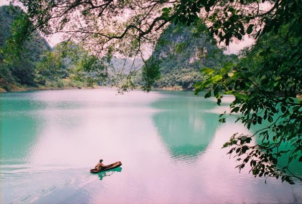 Hồ Thang Hen - điểm du lịch Cao Bằng