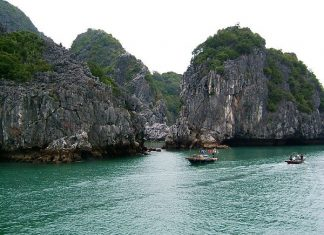 Vịnh Lan Hạ -du lịch Cát Bà Hải Phòng