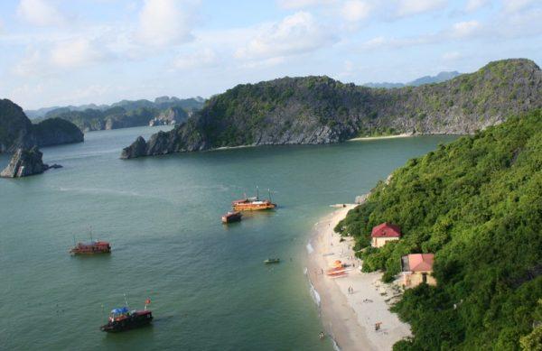 Đảo khỉ -du lịch Cát Bà Hải Phòng