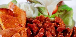 Bò nướng Lạc Cảnh - món ngon Nha Trang