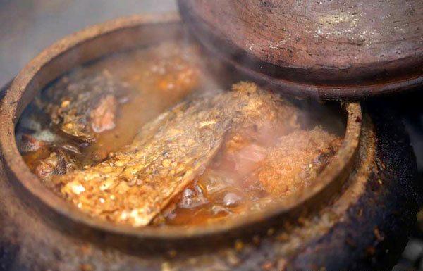 Cá kho làng vũ đại -đặc sản Hà Nam