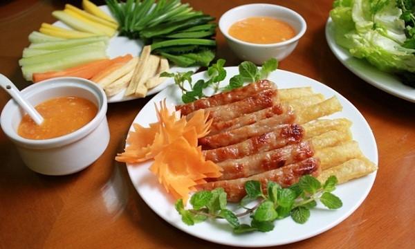 Nem Ninh Hòa - món ngon Nha Trang