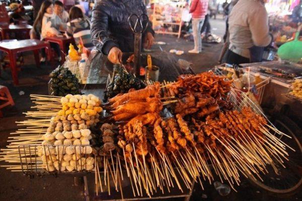 Đặc sản tại chợ Đà Lạt