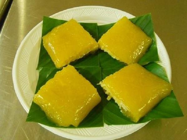 """Đặc sản truyền thống """"Bánh phu thê Bắc Ninh"""""""