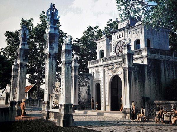 Lịch sử đền quán thánh