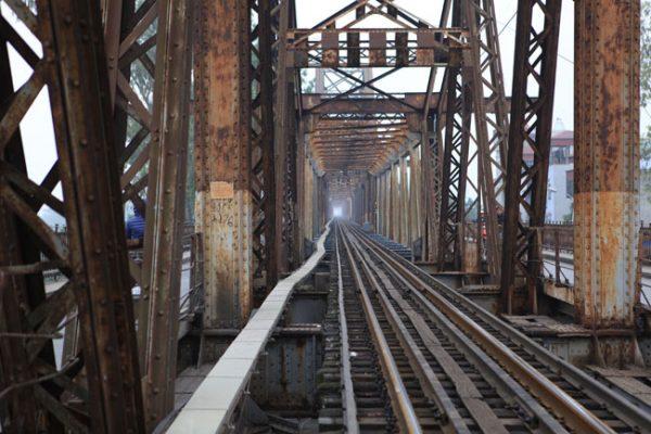 Cầu Long Biên là chứng nhân lịch sử của dân tộc