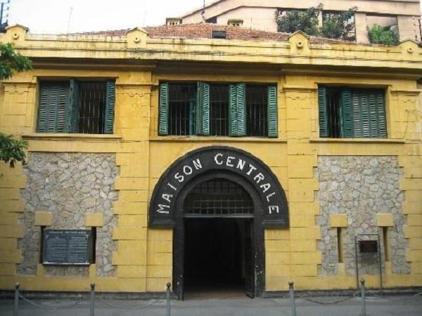 """Nhà tù hỏa lò """" dấu ấn lịch sử giữa lòng thủ đô"""""""