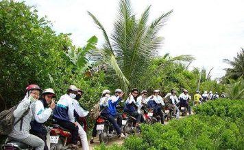 Kinh nghiệm phượt an giang bằng xe máy