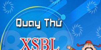 Soi cầu dự đoán kết quả XSBL ngày 21/05 chính xác 100%