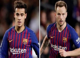 M.U săn bộ đôi Coutinho & Rakitic