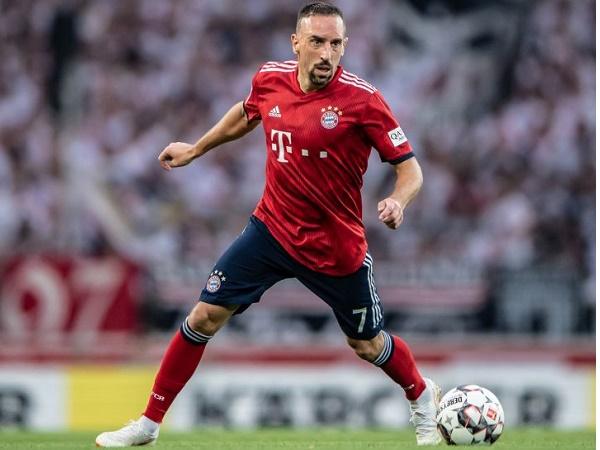 Cựu sao Bayern - Ribery đòi lương khủng ở Serie A