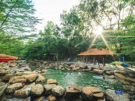 Khám phá khu du lịch Thủy Châu - Thiên đường gần sát Sài Gòn