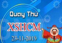 Dự đoán KQXSHCM ngày 23/11 thứ 7 chuẩn xác