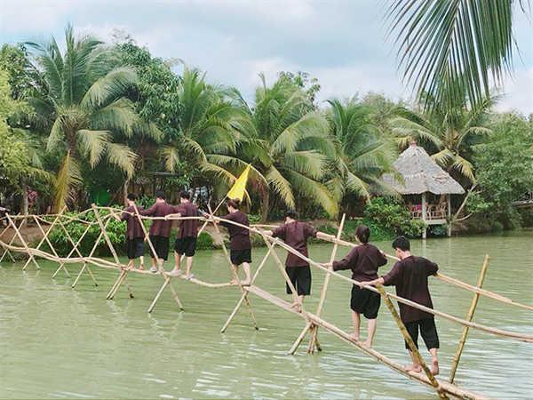 Khám phá khu du lịch Lan Vương - thiên đường gần sát Sài Gòn