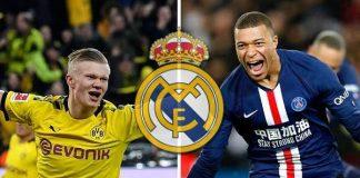 Chuyển nhượng sáng 20/5: Real Madrid muốn mua cả Haaland và Mbappe