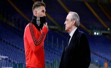 "Real xử phũ ""đại ca"" Ramos, tậu tân binh mới"