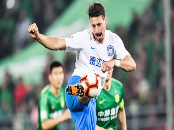 Wagner trở lại Bayern sau khi rời khỏi Tianjin Teda